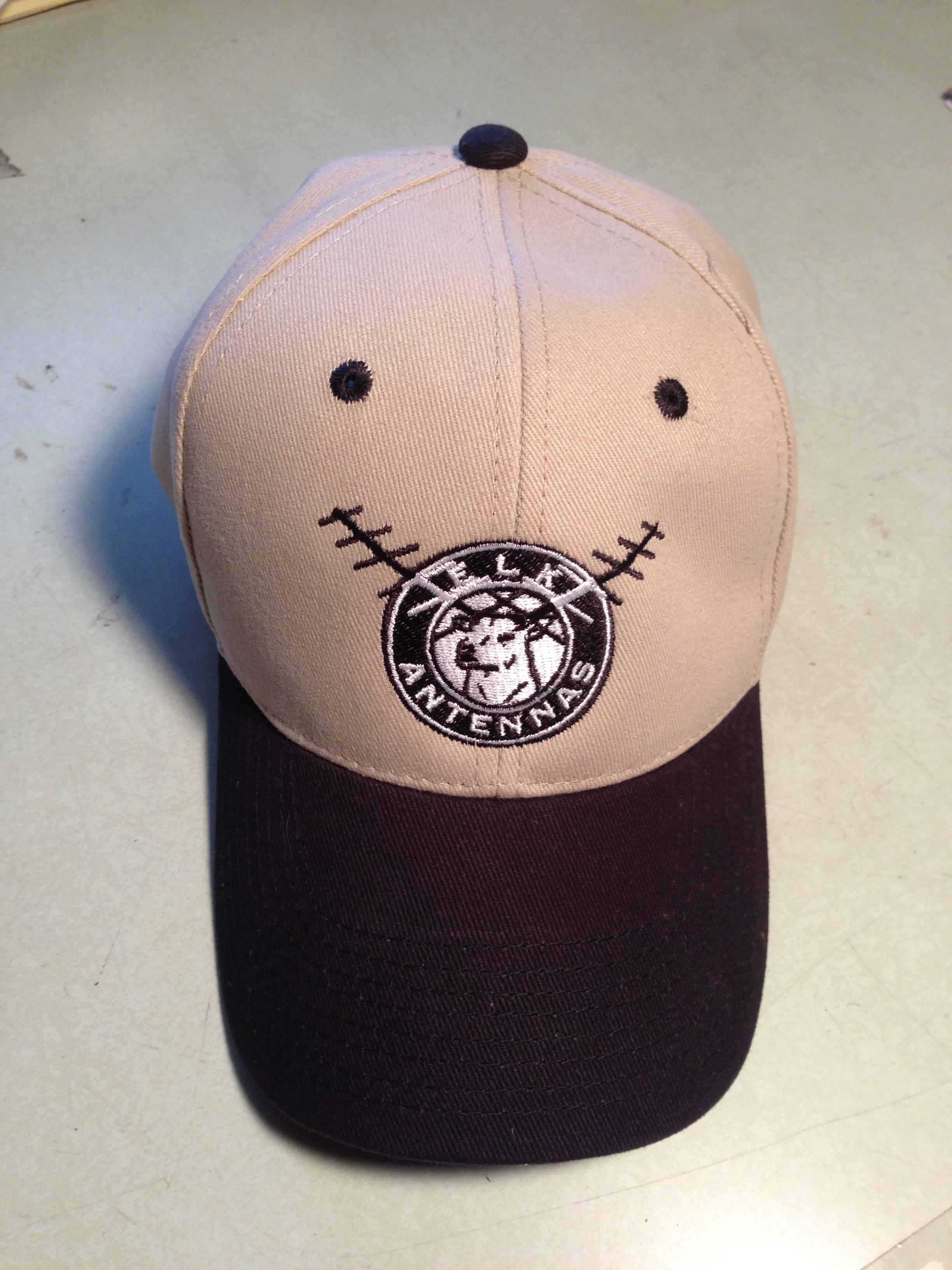 Embroidered Elk Hat